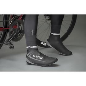 GripGrab CyclinGaiter Rainy Weather Ankle Cuff Black